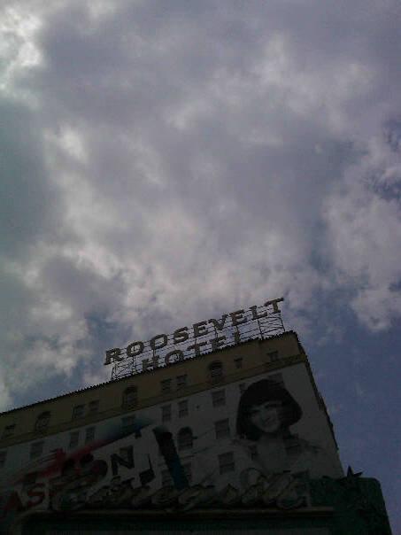 roosevelt sign